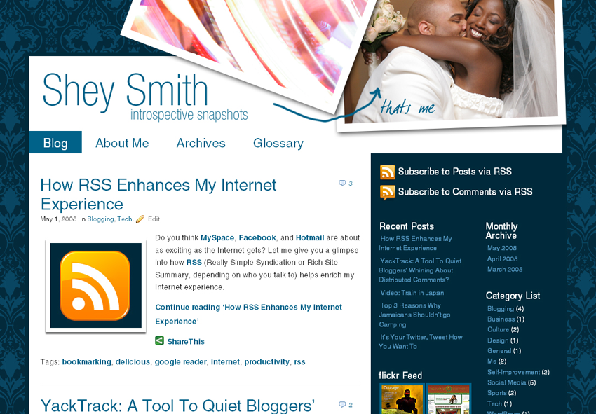 Shey Smith's Blog